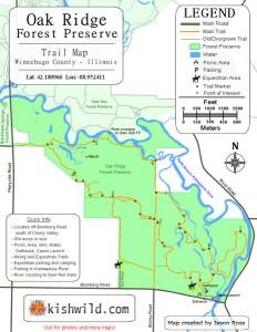 Oak Park Chicago Map.Oak Ridge Forest Preserve Map Mediumthumb Oak Park Apartments Near