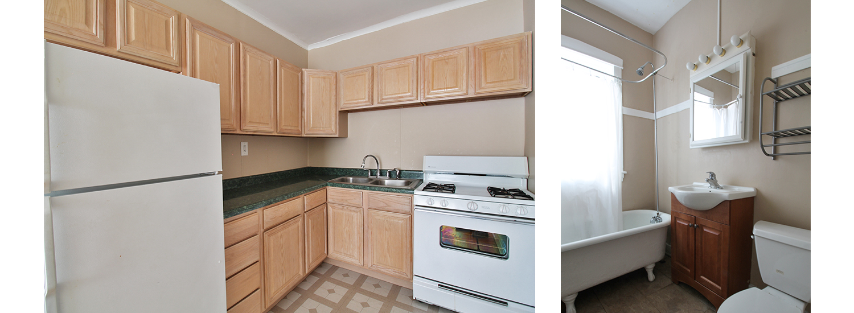 307 N. Oak Park Ave. #1B Studio Apartment