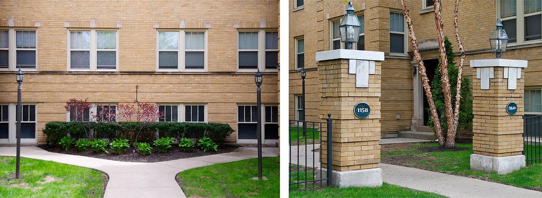 1158-1164 1/2 S. Oak Park Ave.