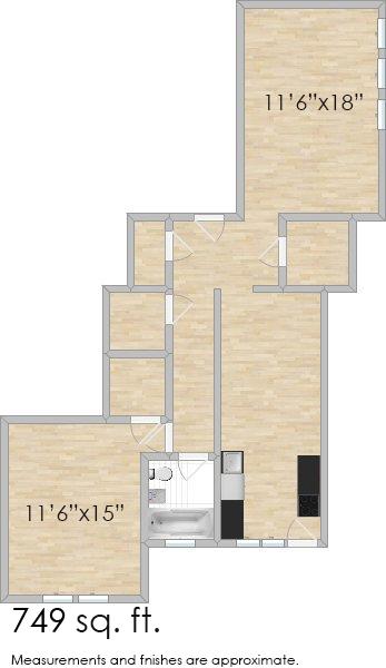 515 S. Cuyler Ave. #3N