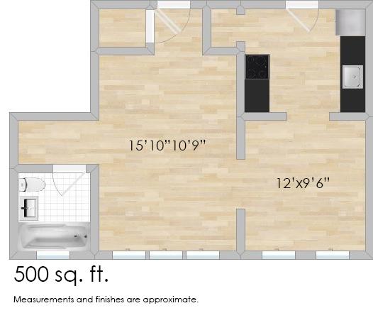 504 S. Cuyler Ave #2