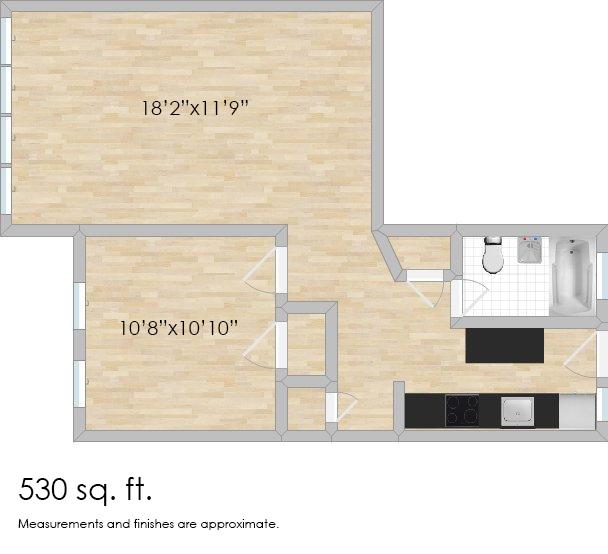1532 N. Austin Blvd. #12