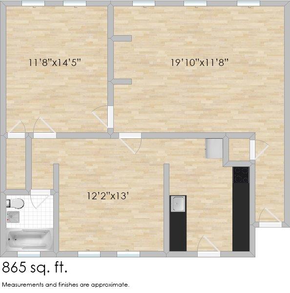 348 S. Austin Blvd. #3E