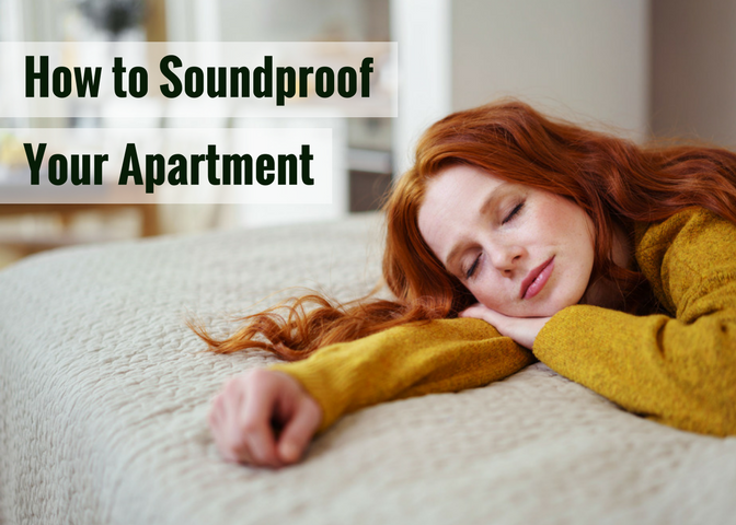 4 easy tips for soundproofing your apartment oak park. Black Bedroom Furniture Sets. Home Design Ideas