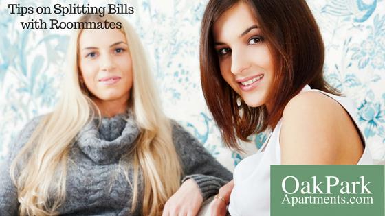 Tips on Splitting Bills With Roommates