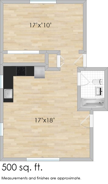 421 S. Lombard Ave. #4B