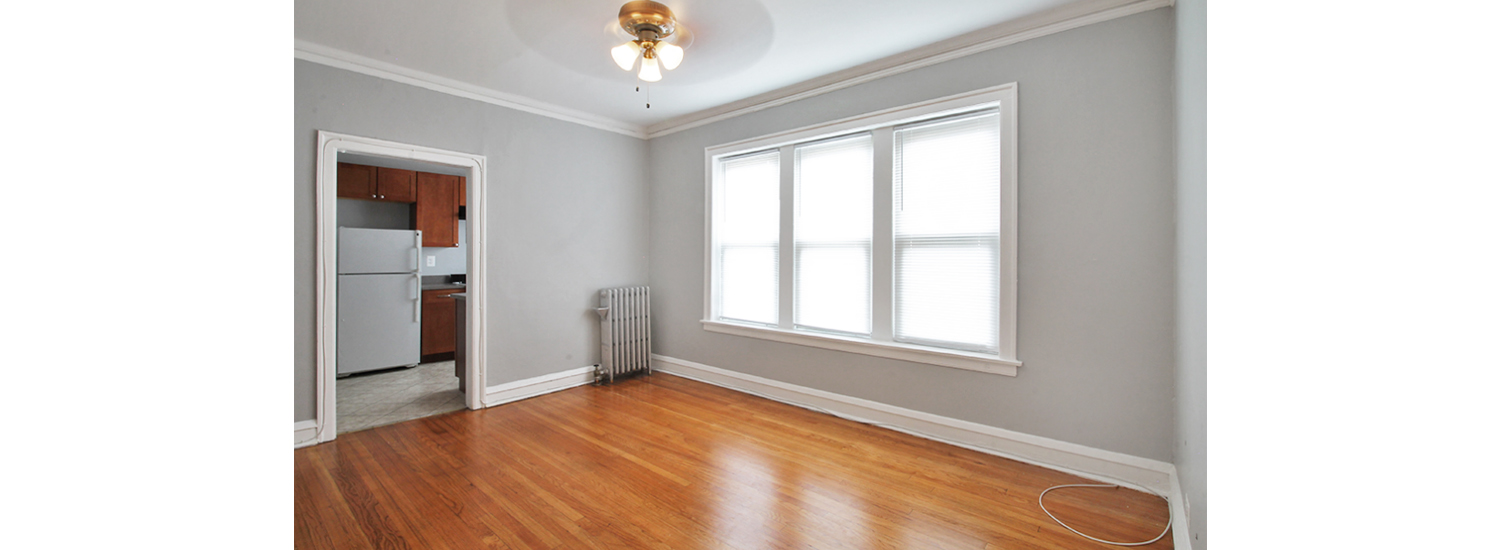 107 S. Harvey Ave. #2N One-Bedroom Apartment