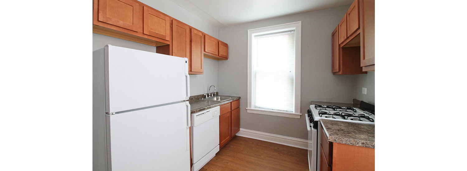 107 S. Harvey Ave. #1S One-Bedroom Apartment