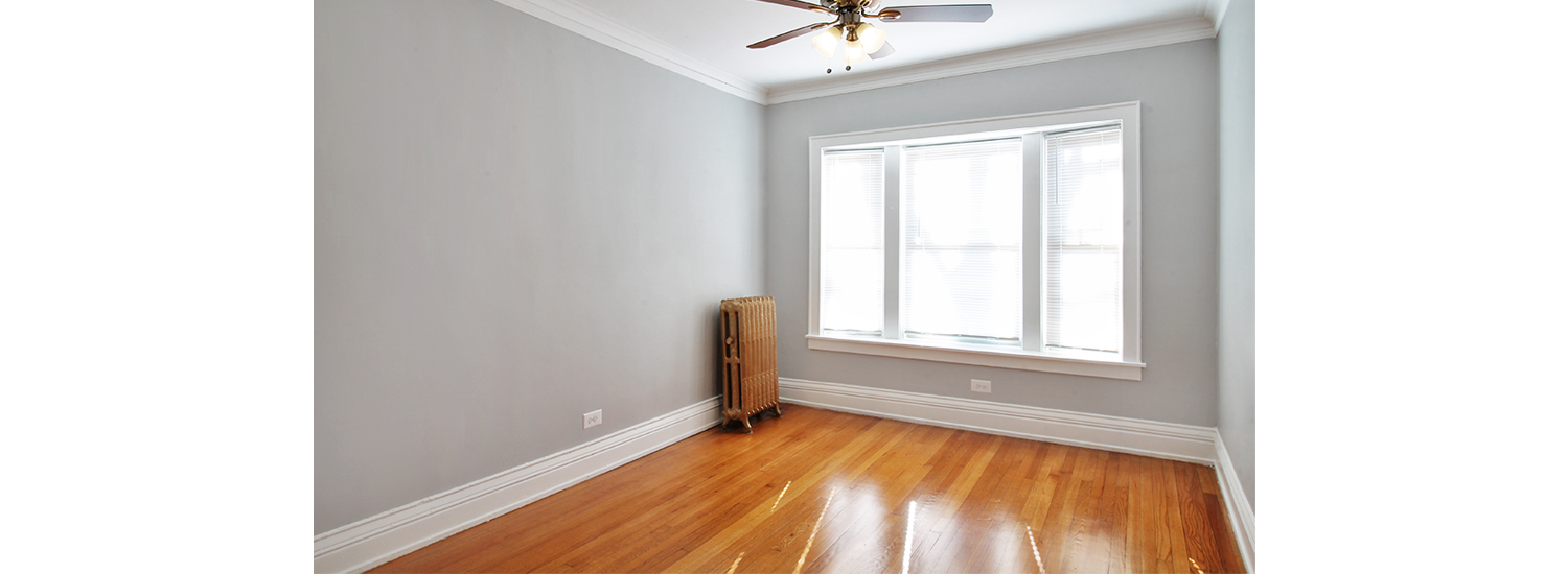218 Pleasant St. #2 Two-Bedroom Apartment