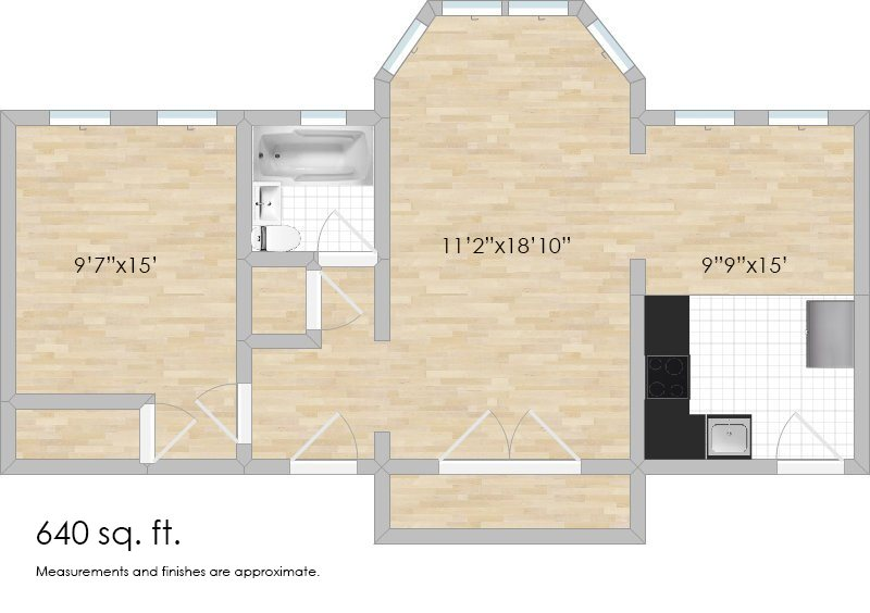 419 S. Taylor Ave. #3B