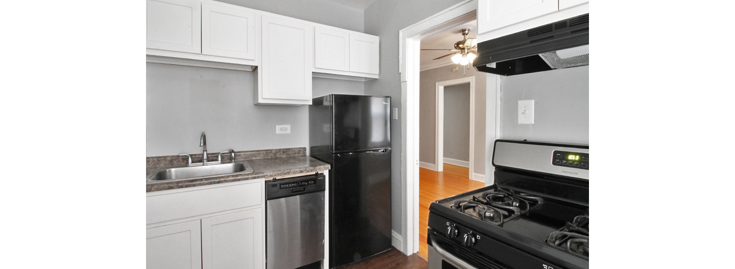 1164 S. Oak Park Ave. #1 One-Bedroom Apartment