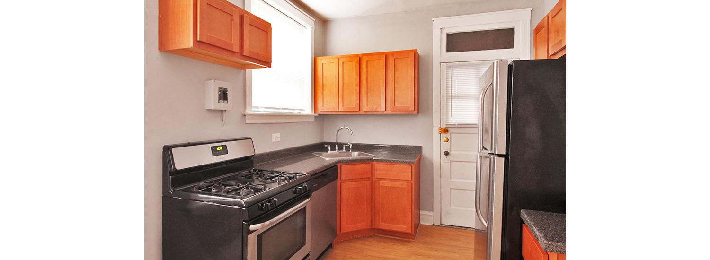 904 N. Austin Blvd. #2H One-Bedroom Apartment