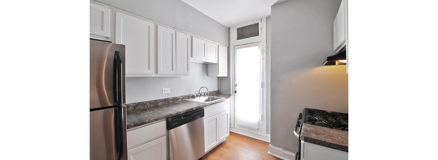 225 Harrison St. #B Two-Bedroom Apartment